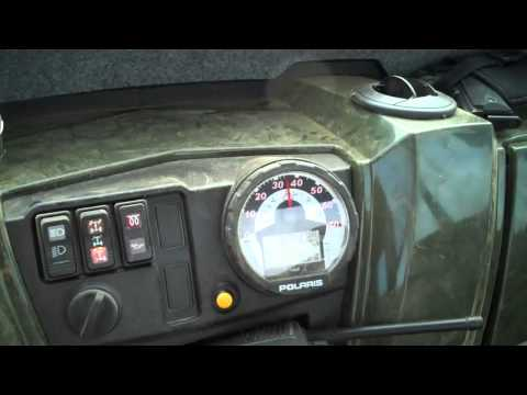 2012 polaris ranger diesel acceleration