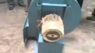 YouTube - Centrifugal Air Combustion Blowers