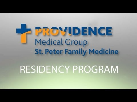 St. Peter Family Medicine Residency Program