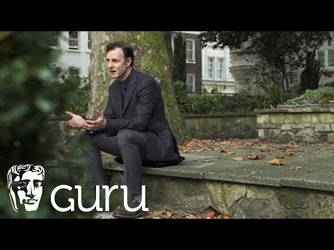 David Morrissey on Acting: Starting Out 1/2