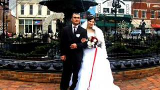 The wedding of Bayram and Sonya