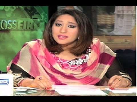 Dunya News-CROSS FIRE-07-08-2012