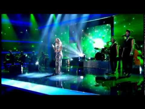 Kimberley Walsh - Defying Gravity (Live Let's Dance for Comic Relief)