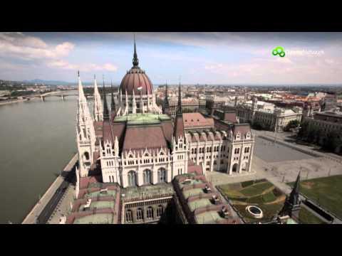 Budapest by drone - Budapest drónkamerával
