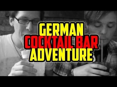 German Cocktail Bar Adventure | Germanizing Retro Vlogs | 04