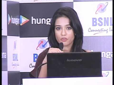 Bsnl Hungama Grand Launch video
