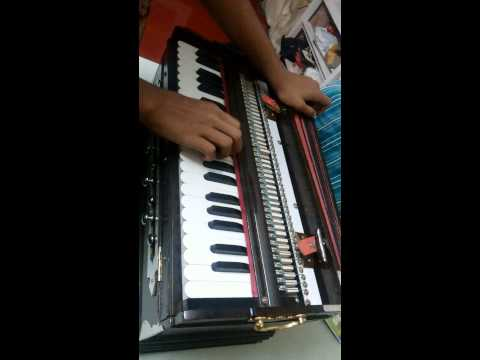Oru Pushpam Mathramen Old Malayalam Song In Harmonium video