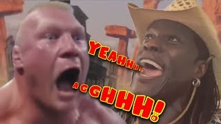 "R-Truth - Old Town Road ft Brock ""BoomBox"" Lesnar Remix 