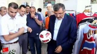 Zeytinburnu Belediyesinden Amatörlere destek