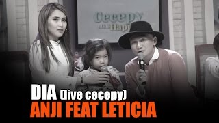 download lagu Anji Feat Leticia - Dia  Live Cecepy Rcti gratis