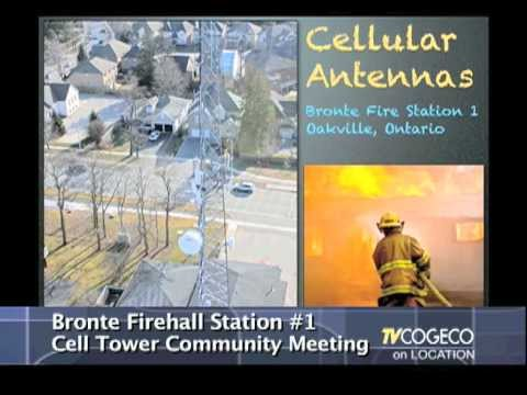 Cell Tower Microwave Radiation Presentation by Magda Havas