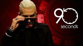 90 SECONDS w/ Sergej Varoshlija