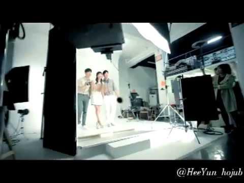 Yunho main - Shilla Duty Free CF Making Film (640*480)