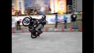 Suzuki Philippines Stunt Team