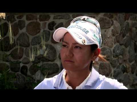 Ai Miyazato: 2012 U.S. Women's Open Rd. 1