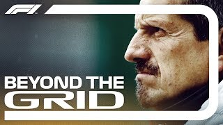 Guenther Steiner Interview | Beyond The Grid | Official F1 Podcast