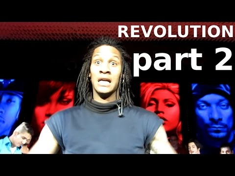 Les Twins  Revolution Neuss Part 2 video