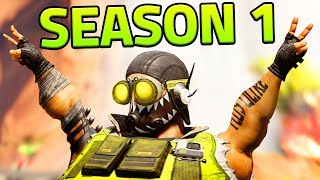 PLAYING APEX LEGENDS SEASON 1 WITH THE BOYS!! (New Legend Octane Gameplay w/ MrTLexify & JCBackfire)