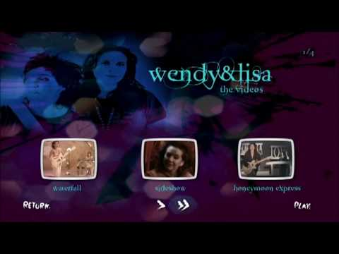 Wendy&Lisa / DVD Video Compilation