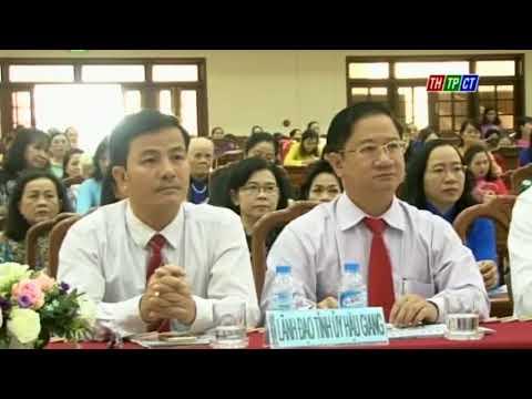 Hội LHPN TP. Cần Thơ phối hợp CLB nhà Báo nữ tổ chức hop mat Ngày Phụ nữ Việt Nam 20/10