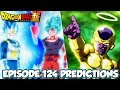 Dragon Ball Super Episode 124 Predictions! The Fiercely Overwhelming Assault! Gohan's Last Stand!