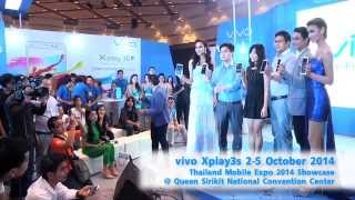 vivo @Thailand Mobile Expo 2014 Showcase