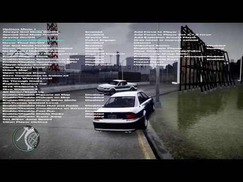 GTA 4 HD - Mod GRÁFICOS BESTIALES - 3,4 GHz y GeForce GT 545 (3Gb)