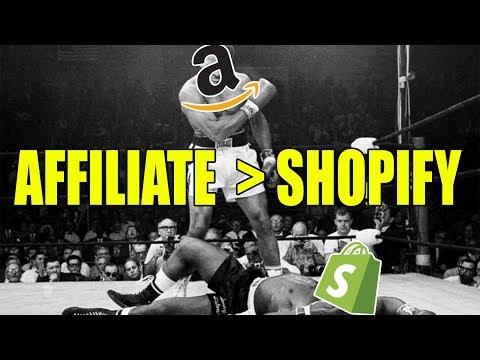 Why Affiliate Marketing KILLS Shopify