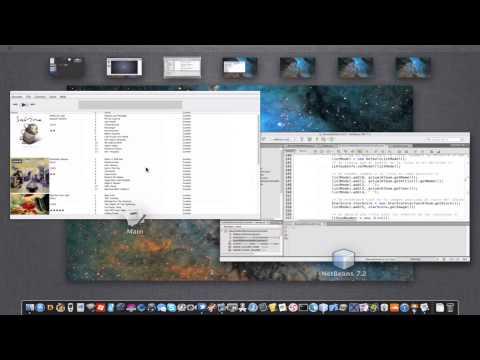 Creando nuestro reproductor tipo iTunes en Java