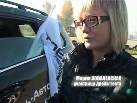 Драйв-тест Opel Antara против Chevrolet Captiva
