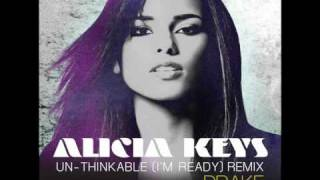 Alicia Keys - Un-Thinkable (I'm Ready) Remix feat. Drake