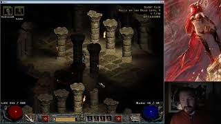 Diablo 2 - STARTER Assassin BUILD and Game-play