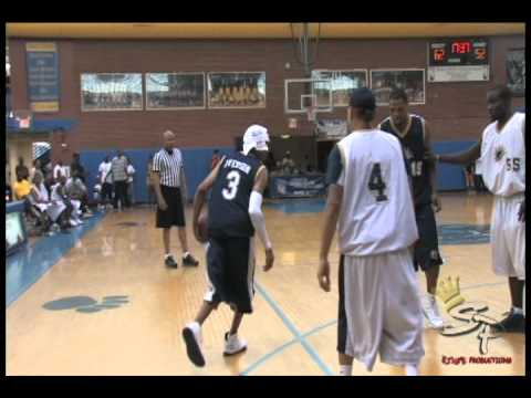Allen Iverson Celebrity Classic Basketball Game 2011