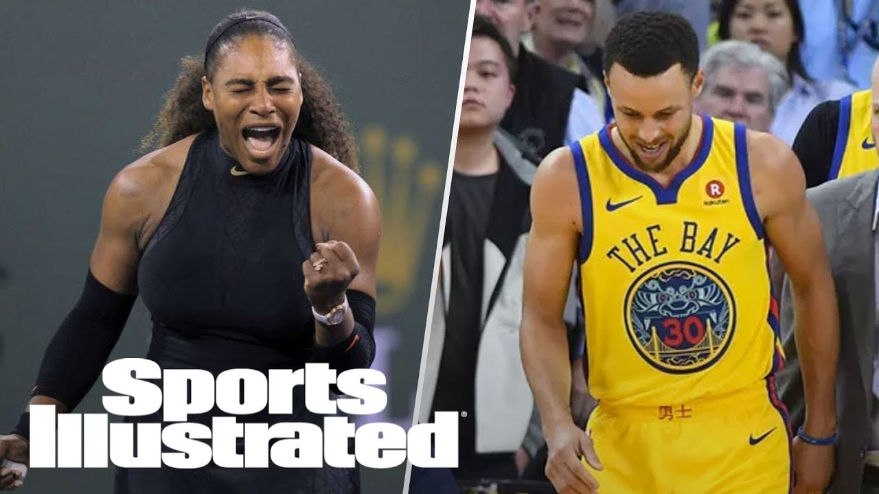 Steph Curry's Ankle Injury Update, Serena Williams Returns To Tennis | SI NOW | Sports Illustrated