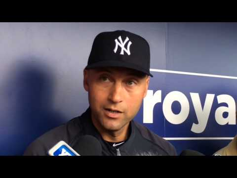 Yankees shortstop Derek Jeter on KC fans and playing against the Royals