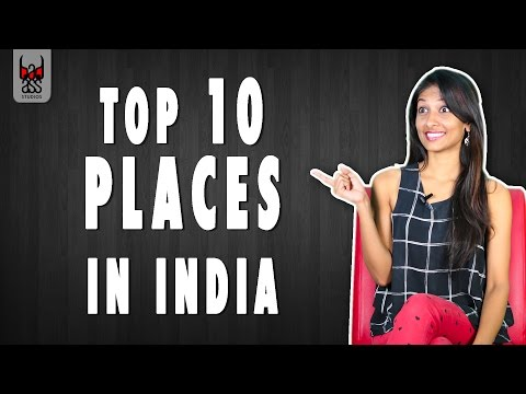 Top 10 Must Visit Places In India with a Low Budget In this Summer    Badass Studios