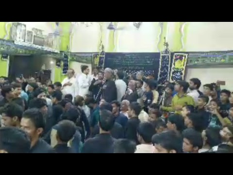 """Shabbedari """"Sakina Bint-ul-Hussain S.a"""" Matamdari """"Anjuman-e-Hussainia"""" Varanasi"""