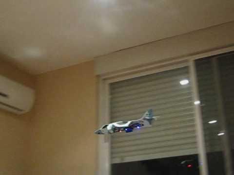 quadrocopter jump jet harrier