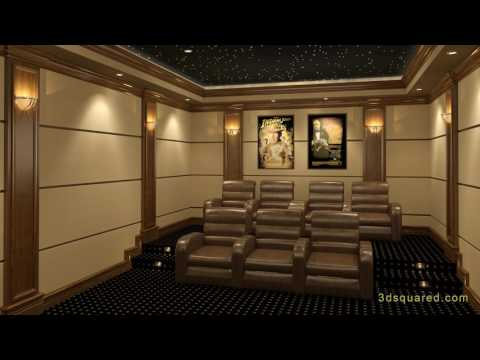 8 Steps To Designing A Successful Home Theater
