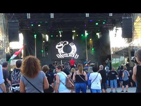 Lucky Men: Szállj fel szabad madár /live/ ( István a Király Rockopera cover )