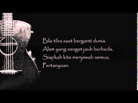 UNGU - BILA TIBA OST.SANG KYAI (LIRIK)