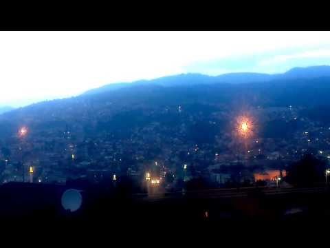 Iftar time in Sarajevo
