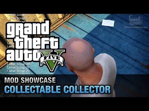 GTA 5 PC - Collectable Collector [Mod Showcase]
