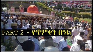 Ethioan Ortodox Tewahido timket celebration in Addis Abeba