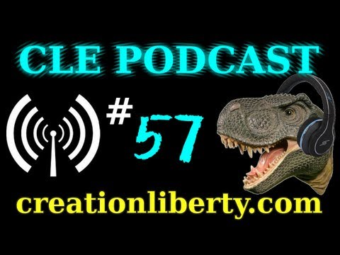 Ep.#57: Radiometric Dating Fails (C14, K-Ar) - Creation Liberty Evangelism - 2/19/13