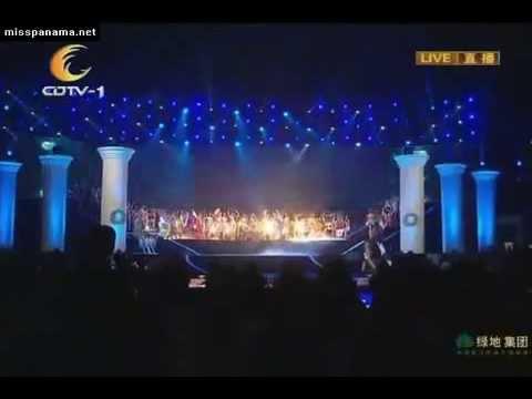 Miss International 2011- Competencia en Traje de Bano