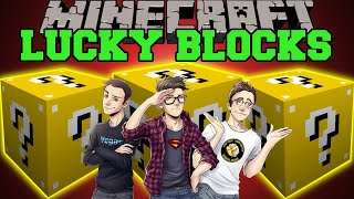 Minecraft - IL TRIO BARONE (Lucky Blocks)