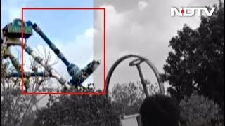 2 Dead, 27 Injured In Accident At Ahmedabad Amusement Park