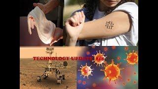 TECH NEWS#18 Virus promoting love ,health monitoring wearable,NASA's Mars mission,Regulator fabric.