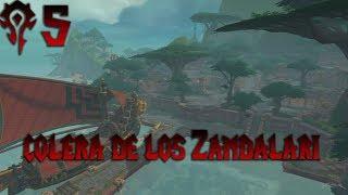 Cólera de los Zandalari | Horda #5 | World Of Warcraft: Battle For Azeroth | STREAM